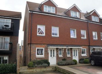 Thumbnail 3 bed end terrace house for sale in Eden Road, Sevenoaks