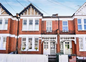 Thumbnail 3 bed flat for sale in Criffel Avenue, London