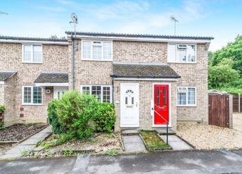 Thumbnail 2 bed property to rent in Maybrook, Chineham, Basingstoke