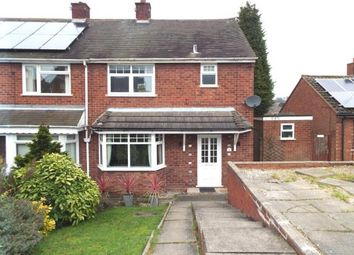 Thumbnail 3 bed semi-detached house for sale in Arthur Street, Wimblebury, Cannock, Staffordshire