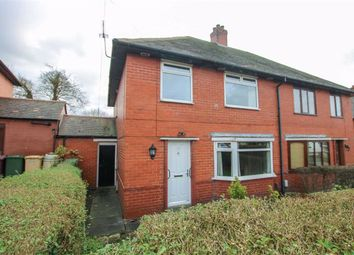 Thumbnail 3 bedroom semi-detached house for sale in The Crescent, Little Lever, Bolton