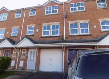 Thumbnail 4 bed town house for sale in The Stables, Thornton-Cleveleys