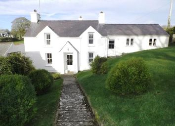 Thumbnail 3 bedroom detached house for sale in Tyn-Y-Gongl, Benllech, Anglesey