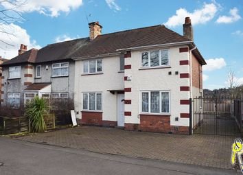 Thumbnail 3 bed semi-detached house to rent in Uttoxeter New Road, Derby