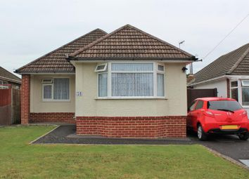 Thumbnail 2 bed detached bungalow for sale in Baker Road, Bear Cross, Bournemouth