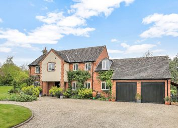 Thumbnail 4 bed detached house for sale in Church Lane, Old Dalby, Melton Mowbray