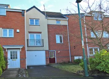 Thumbnail 3 bed town house for sale in Stanhope Avenue, Nottingham