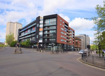 Thumbnail 2 bed flat for sale in Cowcaddens Road, Glasgow