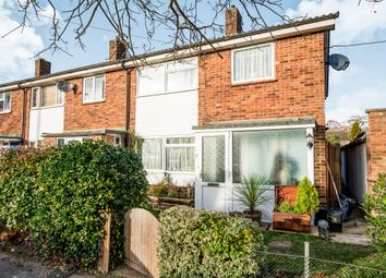 Thumbnail 3 bed end terrace house for sale in Trenchard Road, Holyport, Maidenhead