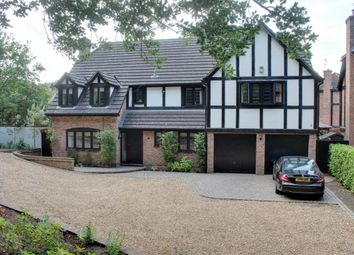 5 bed detached house for sale in Access Off St.Catherines Road, Frimley Green GU16