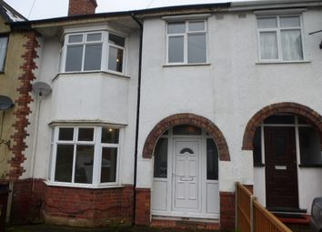 Thumbnail 3 bed terraced house to rent in Ryecroft Avenue, Wolverhampton