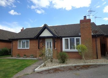 Thumbnail 2 bed detached bungalow for sale in Heyford Court, Mildenhall, Bury St. Edmunds