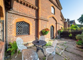 Thumbnail 3 bed detached house for sale in Esher Place Avenue, Esher
