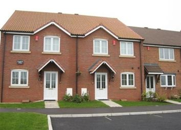 Thumbnail 3 bed terraced house to rent in Primrose Court, Huntworth, Bridgwater