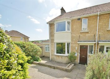 Thumbnail 4 bed semi-detached house for sale in Newbridge Road, Lower Weston, Bath