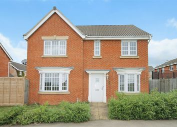 Thumbnail 4 bed detached house for sale in Lyveden Way, Oakley Vale, Corby, Northamptonshire