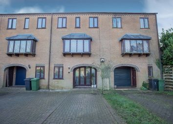 Thumbnail 4 bed terraced house to rent in Willow Close, Uppingham, Oakham, Rutland.