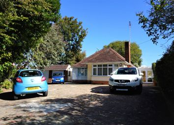 Thumbnail 3 bed detached bungalow for sale in The Street, Littlehampton