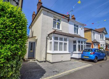 Thumbnail 3 bed semi-detached house for sale in Southsea Avenue, Leigh-On-Sea, Essex
