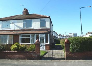 Thumbnail 3 bed semi-detached house to rent in Hawarden Road, Altrincham