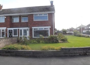 Thumbnail 3 bed semi-detached house to rent in Briarwood Drive, Blackpool