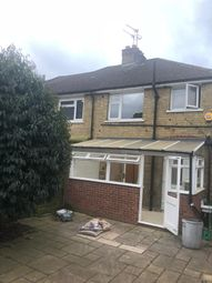 3 bed terraced house to rent in Snowden Avenue, London UB10