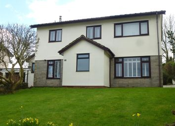 Thumbnail 4 bed detached house to rent in Clearview, Shirenewton, Shirnewton