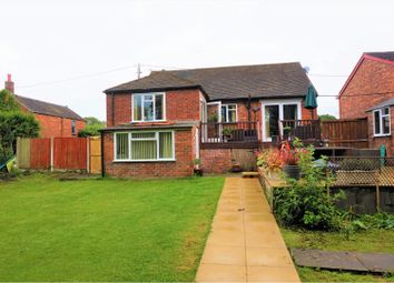Thumbnail 3 bed bungalow for sale in Little Mountain Road, Buckley
