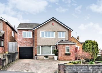 Thumbnail 4 bed detached house for sale in Meadvale Road, Cardiff