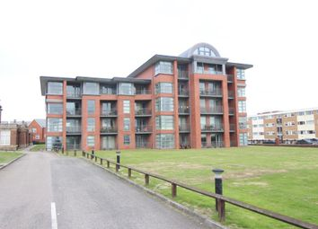 Thumbnail 2 bed flat for sale in Queens Promenade, Bispham, Blackpool, Lancashire