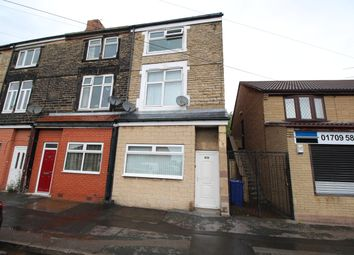 Thumbnail 4 bed end terrace house for sale in Bank Street, Mexborough