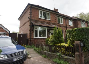 Thumbnail 3 bed semi-detached house for sale in Greenway, Altrincham