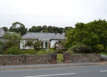 Thumbnail 3 bed detached bungalow for sale in Ala Road, Pwllheli