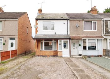 Thumbnail 2 bed end terrace house for sale in Broad Lane, Coventry