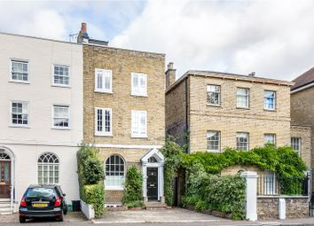 Thumbnail 3 bed terraced house to rent in Mortlake High Street, London