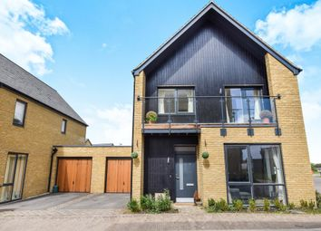 Thumbnail 4 bed detached house for sale in Greenfinch Way, Newhall, Harlow