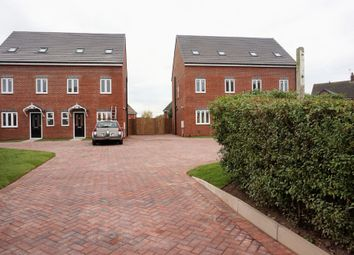 Thumbnail 4 bed semi-detached house to rent in Kipling Close, Worksop