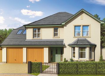 Thumbnail 5 bed detached house for sale in Plot 15, The Sanderson, Kings Court, Dunbar