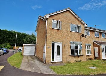 Thumbnail 2 bed end terrace house for sale in Sumerlin Drive, Clevedon