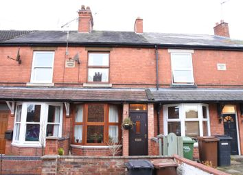 Thumbnail 2 bed terraced house for sale in Quorn Avenue, Melton Mowbray