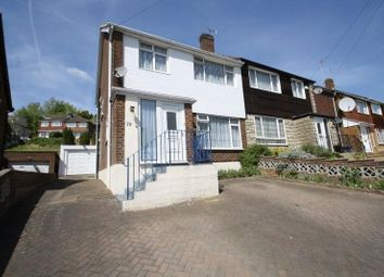 Thumbnail 3 bed semi-detached house for sale in Arnison Avenue, High Wycombe