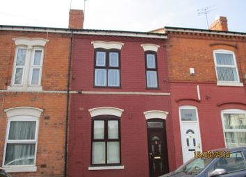 Thumbnail 5 bed terraced house for sale in Church Street, Lozells