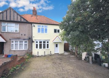 Thumbnail 4 bedroom semi-detached house to rent in Kingsley Road, Hounslow