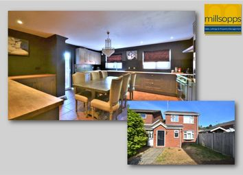 Thumbnail 3 bed semi-detached house for sale in Yoxford Court, King's Lynn