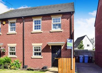 Thumbnail 3 bed semi-detached house for sale in Jensen Mews HU4, Hull,
