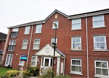 Thumbnail 2 bed flat to rent in Wood Chat Court, Chorley