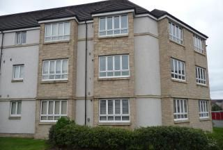 Thumbnail 2 bed flat for sale in Scott Place, Bellshill, North Lanarkshire