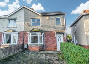 3 bed semi-detached house for sale in Sheepwash Bank, Guidepost, Choppington NE62