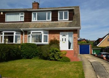 Thumbnail 3 bedroom semi-detached house for sale in Sough Hall Avenue, Thorpe Hesley, Rotherham, South Yorkshire