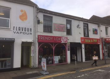 Thumbnail Retail premises for sale in Nelson Street, Swansea